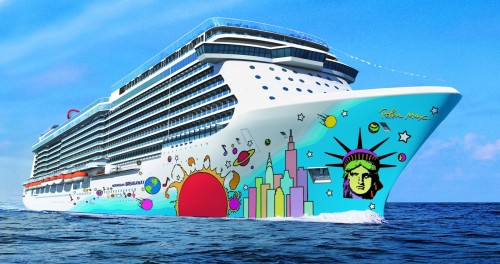 Norwegian Breakaway, a haven for solo sailors.