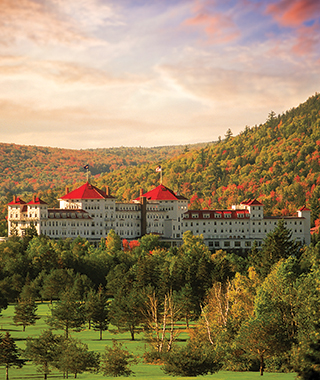Omni Mount Washington Hotel, New Hampshire