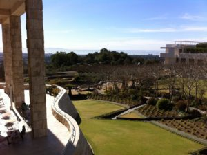 Gardens of The Getty Center