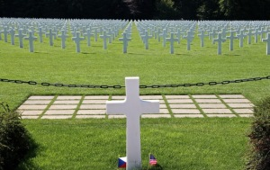 American Cemetery, Luxembourg