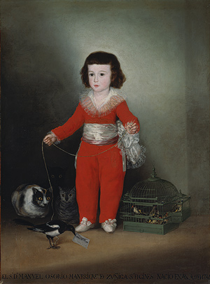 Manuel Osorio Manrique de Zuñiga, The Metropolitan Museum of Art