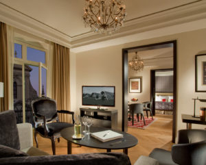 Suite at Hotel Schweizerhof, Bern, Switzerland