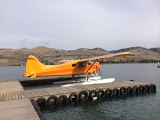 Chelan Seaplanes whisks wine tasters to Rio Vista Wines on the Columbia River. By Julie Snyder