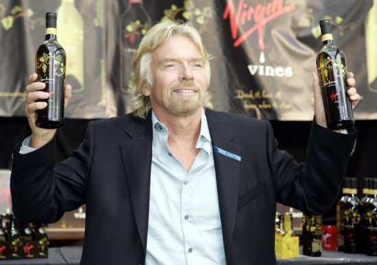 Sir Richard Branson. Credit Jeff Christensen/ AP
