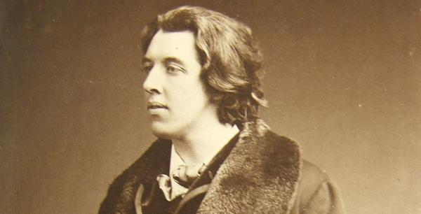 """Everything is Going On Brilliantly: Oscar Wilde and Philadelphia"" at the Rosenbach Library in Philadelphia"