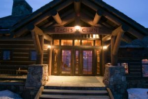 Zach's Cabin, Beaver Creek.