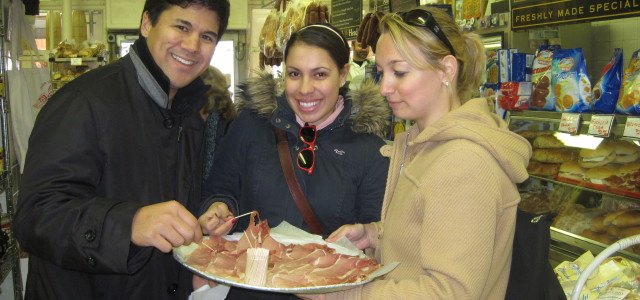 Tasting with Ahoy New York Food Tours
