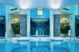 Willow Stream Spa, Fairmont Banff Springs