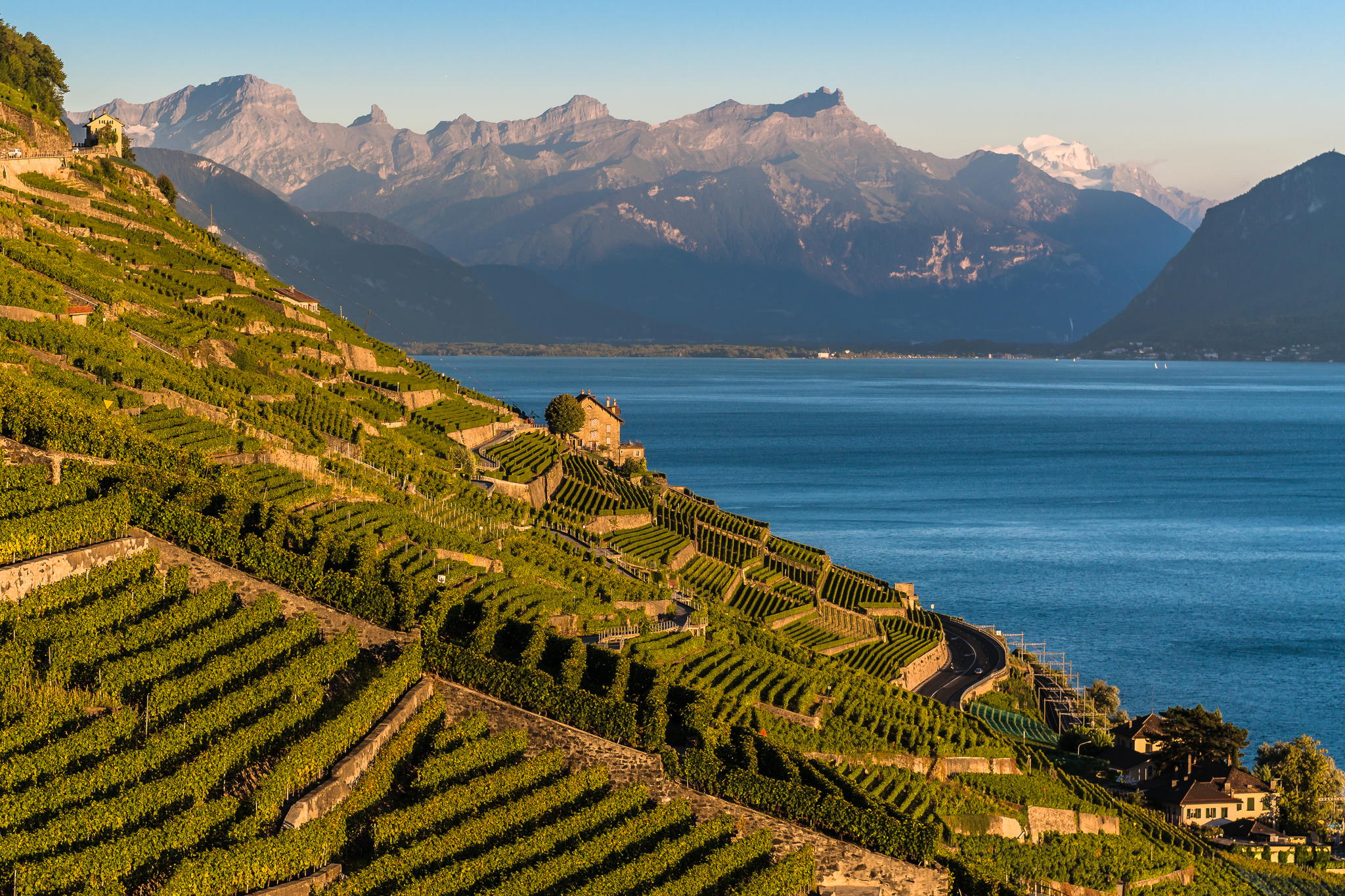 Active Travels: Walking Lake Geneva's Lavaux Wine Region ...