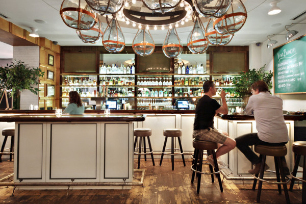 Felice Bar at Gild Hall in New York City.