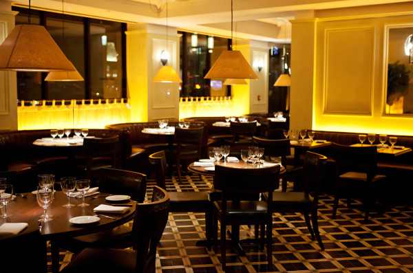 Inside The National, Chef Geoffrey Zakarian's award-winning bistro at The Benjamin.
