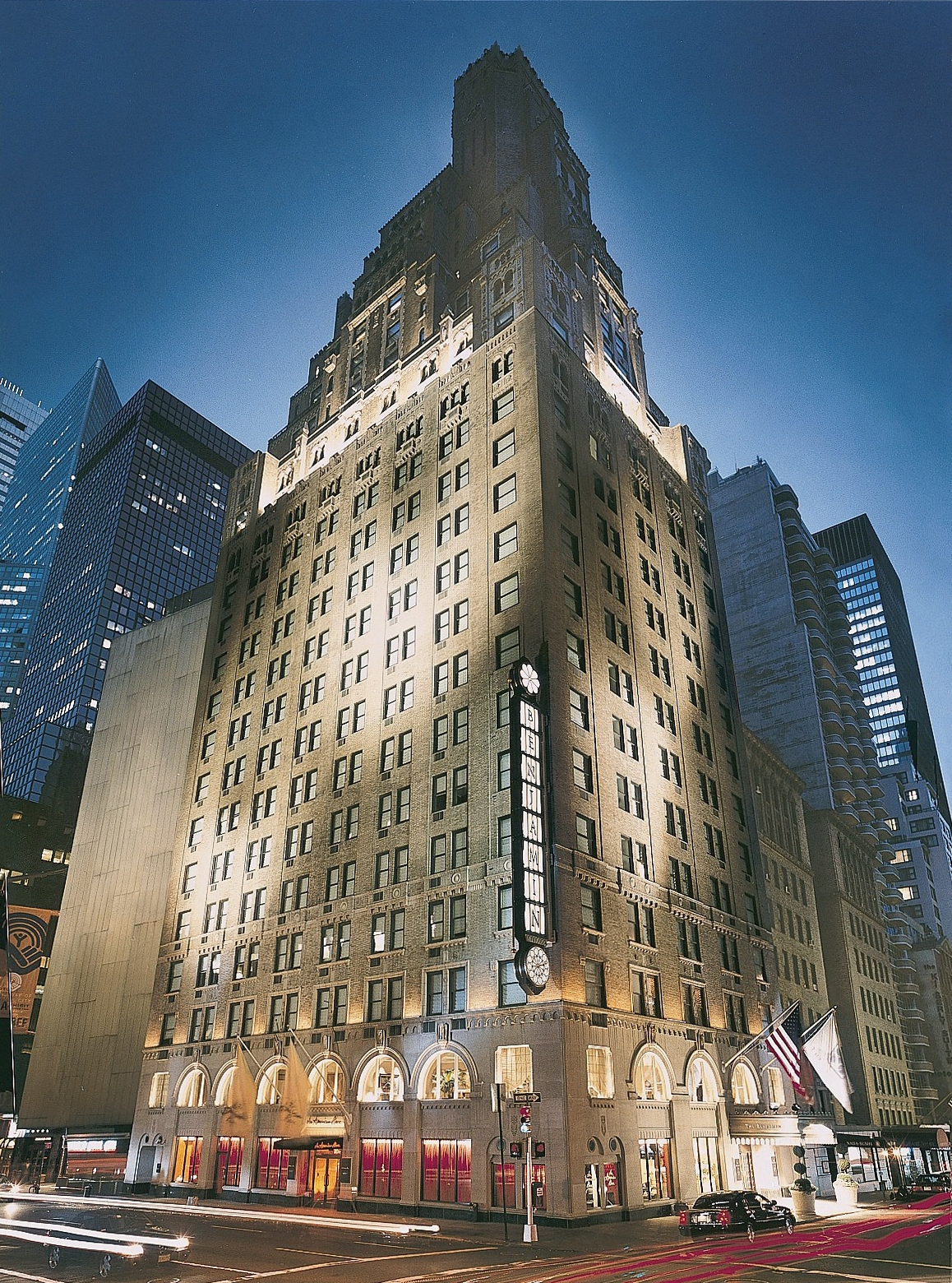 Hotel Exterior: Boutique Hotel Bliss At The Benjamin In NYC