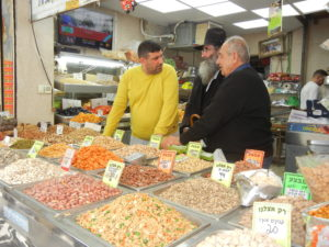 At the Levinsky Market