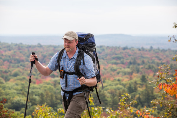 Hiking with the DeLorme inReach Explorer