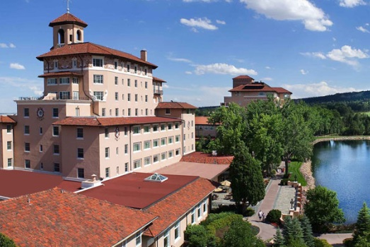 Broadmoor Hotel, Colorado