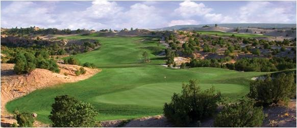 Pinon Course at El Towa
