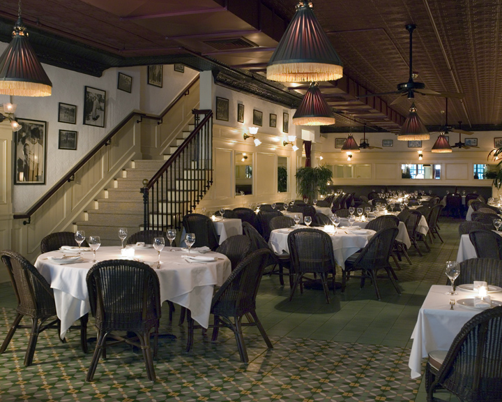 Le Colonial San Francisco Elegant Dining In Bygone