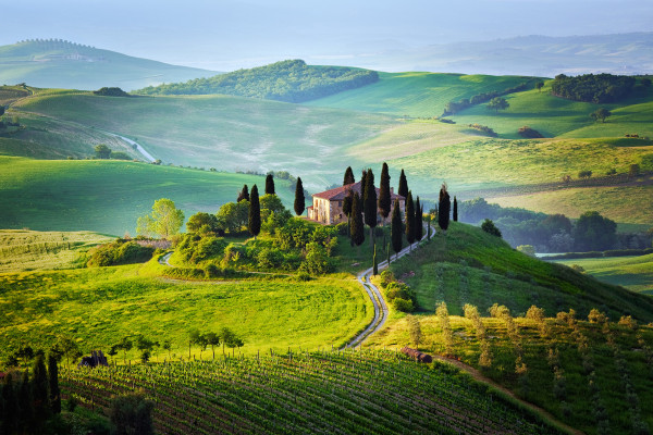 Tuscany. Credit Dream of Italy.