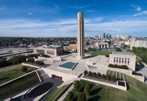 Liberty Monument and WWI Museum