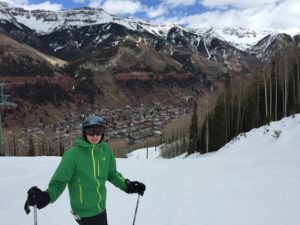 Telluride needed snow.