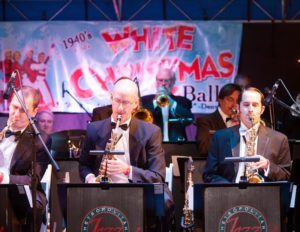 Swing orchestra.