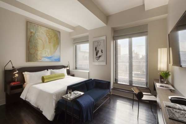 Guestroom at The Marmara Park Avenue