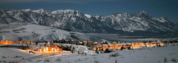 Spring Creek Ranch, Jackson, Wyoming