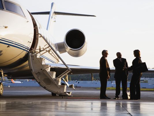 Five myths about private jets. Photo: Getty Images/iStockphoto