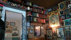 Passport Pub in the Pentagoet Inn, Castine