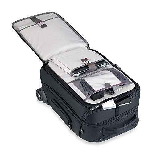 ecbc Sparrow Wheeled Garment Bag with the ecbc FastPass® System