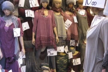 ROME-Store Window Mannequins