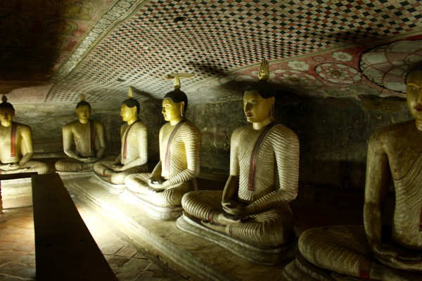 Dambulla, a UNESCO World Heritage Site