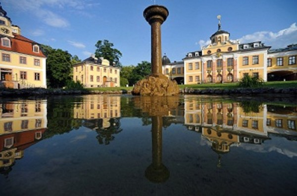 In Weimar, the Belvedere Palace and Park. Courtesy Weimar Tourism