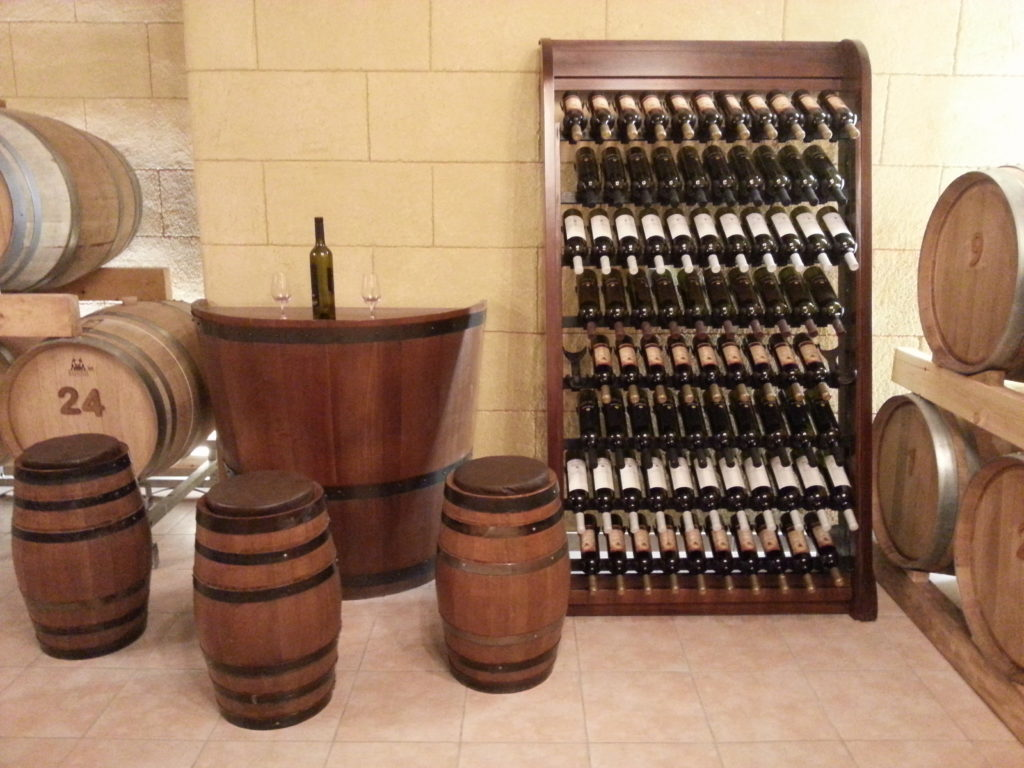 A winery on Kos