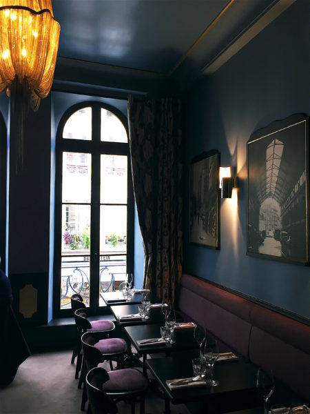Chez la Vieille, Paris. Photo courtesy Alexander Lobrano