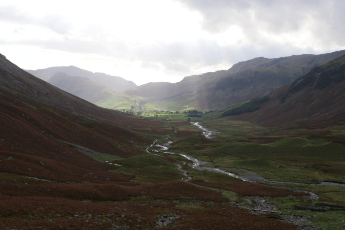 The magnificent scenery of Langdale at the heart of England's Lake District National Park. © Sara Hudston
