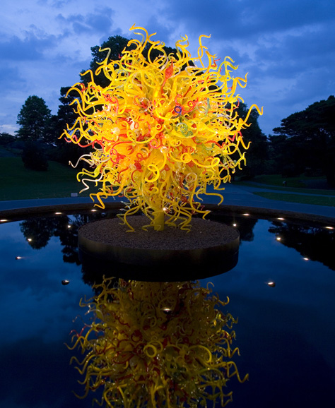 Win A Vip Chihuly Experience At The New York Botanical Garden Everett Potter 39 S Travel Report