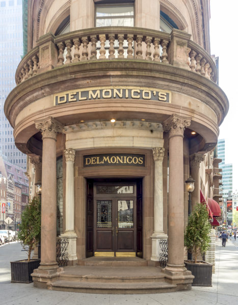 Delmonico's Celebrates the First Women's Power Lunch in ...