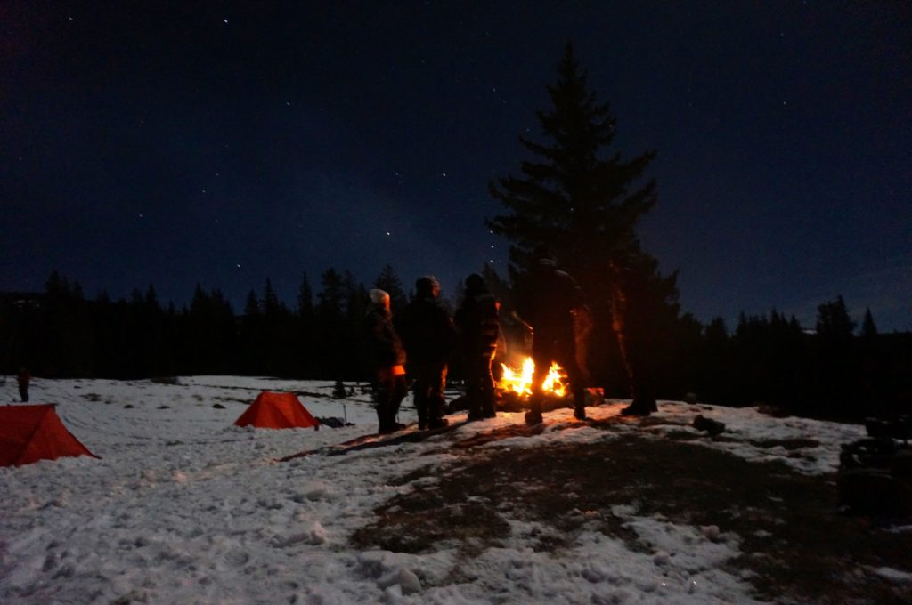 Winter Camping in Crested Butte - Everett Potter's Travel ...
