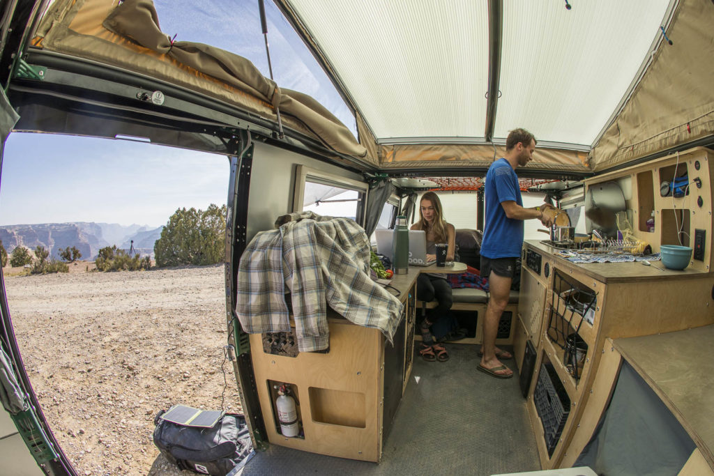 Taxa Outdoors Campers For 21st Century Off The Grid