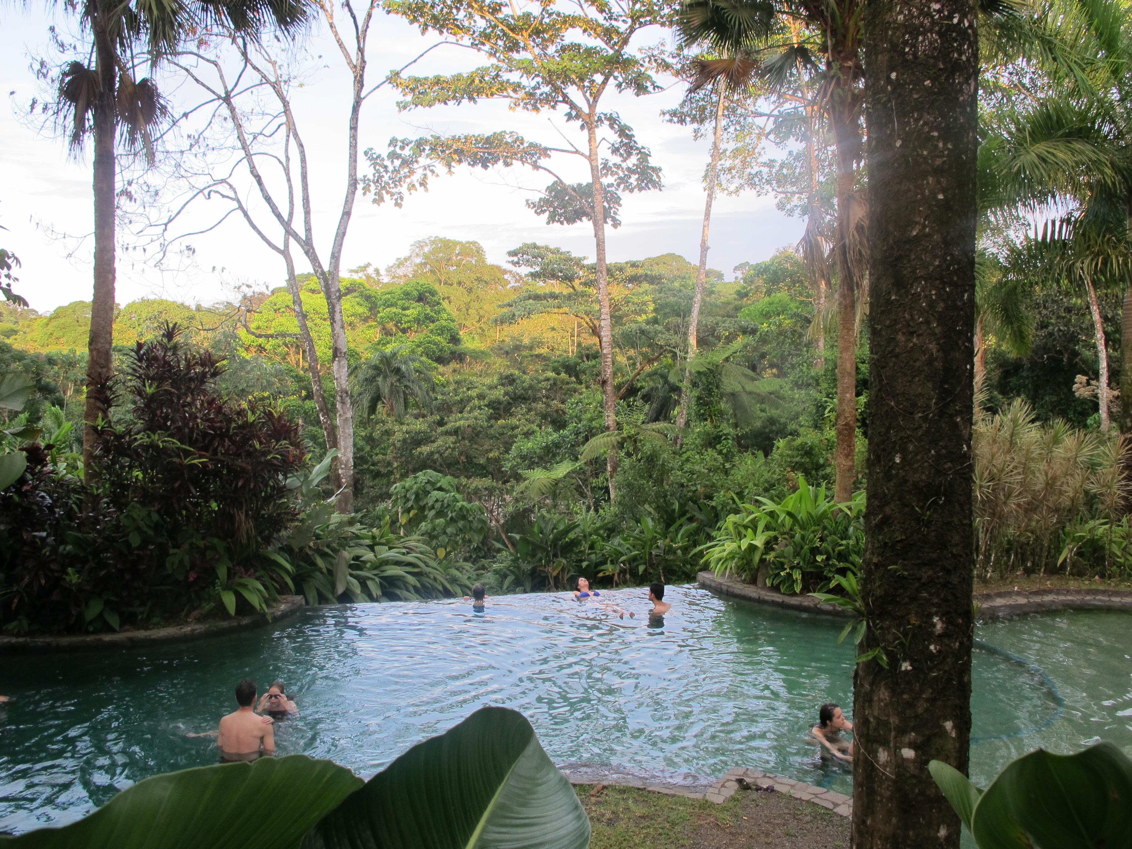 Savoring Slow Travel At The Sarapiquis Rainforest Lodge Everett Potters